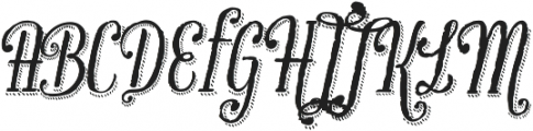 Infusion Mix otf (400) Font UPPERCASE
