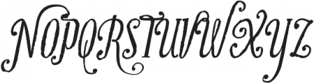 Infusion Roman otf (400) Font UPPERCASE