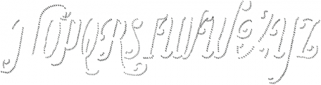 Infusion Shadow otf (400) Font UPPERCASE