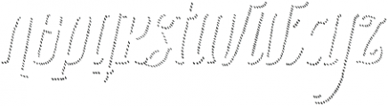 Infusion Shadow otf (400) Font LOWERCASE