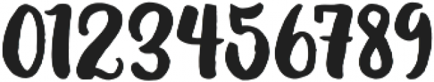 Ink Bandits Script otf (400) Font OTHER CHARS
