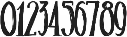 Inkscapade otf (400) Font OTHER CHARS