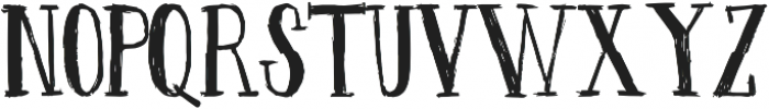Inkscapade otf (400) Font UPPERCASE