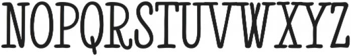 Inkston Text otf (400) Font UPPERCASE
