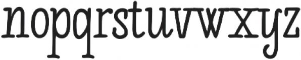Inkston Text otf (400) Font LOWERCASE