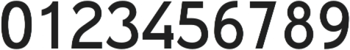 Inprimis otf (700) Font OTHER CHARS