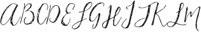 Insightly otf (400) Font UPPERCASE