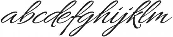 Inspiration Font ttf (400) Font LOWERCASE