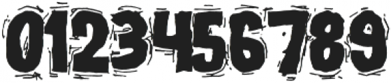 Instant Sinner otf (400) Font OTHER CHARS