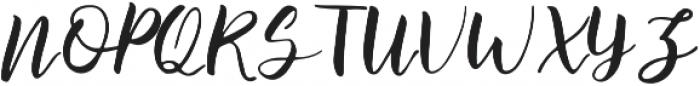Instyle Regular otf (400) Font UPPERCASE