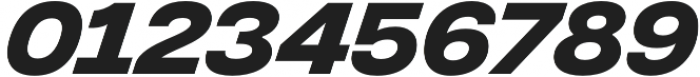 Integral CF Demi Bold Oblique otf (600) Font OTHER CHARS