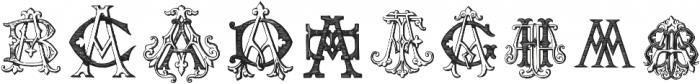 IntellectaMonograms AAAS Regular ttf (400) Font OTHER CHARS