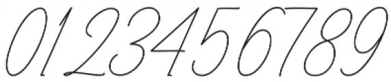 Intelligent Line otf (400) Font OTHER CHARS