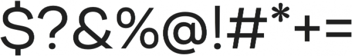 Internacional Alt Light otf (300) Font OTHER CHARS