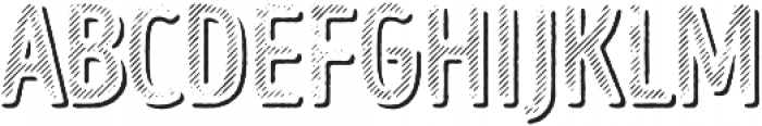 Intro Head B L Shade otf (400) Font UPPERCASE