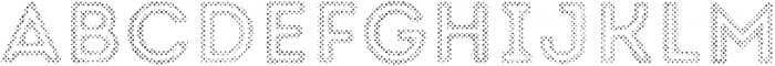 Intro Rust H1 Fill 2 otf (400) Font LOWERCASE