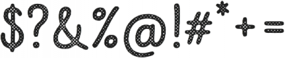 Intro Script B H1 Base otf (400) Font OTHER CHARS