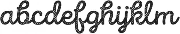 Intro Script B H1 Base otf (400) Font LOWERCASE