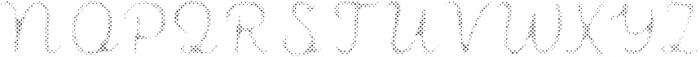 Intro Script B H1 otf (400) Font UPPERCASE