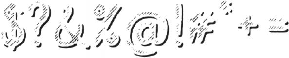 Intro Script B L Shade otf (400) Font OTHER CHARS