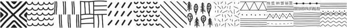 Intro Script Goodies Patterns otf (400) Font LOWERCASE