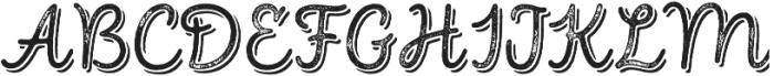Intro Script R G Base Shade otf (400) Font UPPERCASE