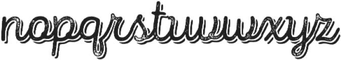 Intro Script R G Base Shade otf (400) Font LOWERCASE