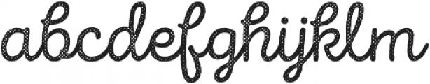 Intro Script R H1 Base otf (400) Font LOWERCASE
