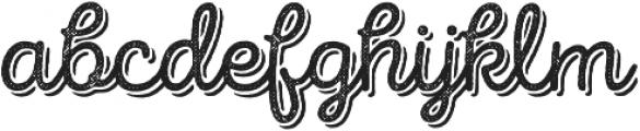 Intro Script R H2 Base Shade otf (400) Font LOWERCASE