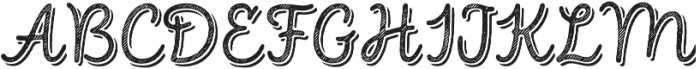 Intro Script R L Base Shade otf (400) Font UPPERCASE