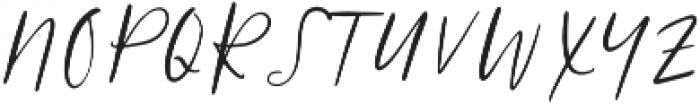 Inverness otf (400) Font UPPERCASE