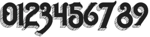 Invert otf (400) Font OTHER CHARS