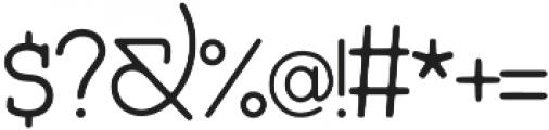 inku semibold otf (600) Font OTHER CHARS