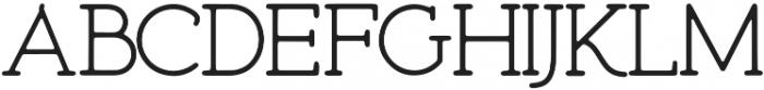 inku semibold otf (600) Font UPPERCASE