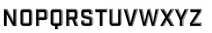 Industry Inc Detail Font LOWERCASE