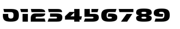Interceptor Regular Font OTHER CHARS