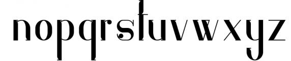 Indigo Typeface - 6 Weights 1 Font LOWERCASE