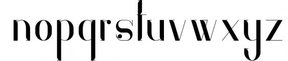 Indigo Typeface - 6 Weights 4 Font LOWERCASE