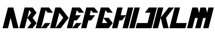 INOVATION Font UPPERCASE