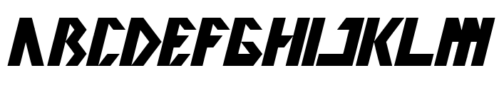 INOVATION Font LOWERCASE