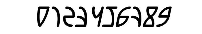 INTERPLANETARY Italic Font OTHER CHARS