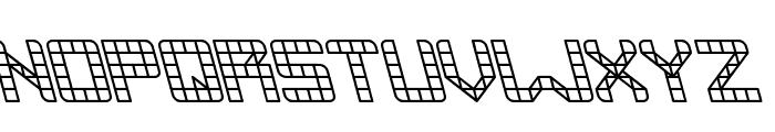 INVASION Font LOWERCASE