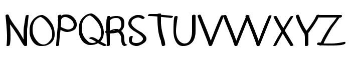 In Secret i Love You Medium Font UPPERCASE