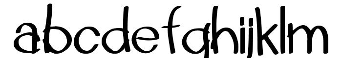 In Secret i Love You Medium Font LOWERCASE
