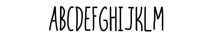 In your face, Joffrey! Font UPPERCASE