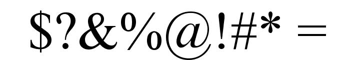 InaiMathi Font OTHER CHARS