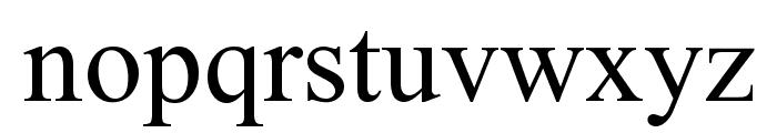 InaiMathi Font LOWERCASE