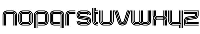 IncopinsClustersB Font UPPERCASE