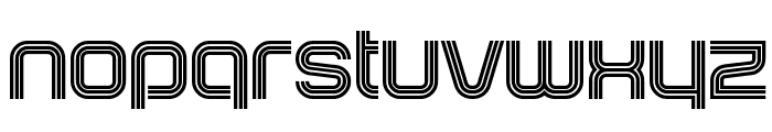 IncopinsClustersB Font LOWERCASE