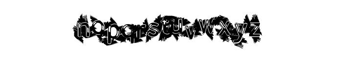IndianSummer Font LOWERCASE